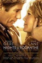 film fantasy romantyczny noce w rodanthe nights in rodanthe nowości filmowe
