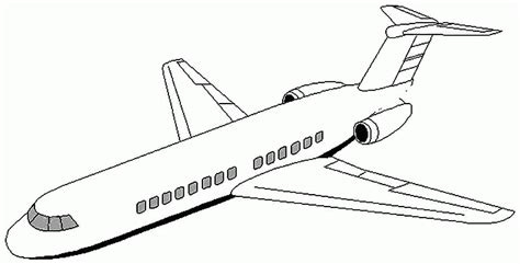 batman plane coloring page pictures of planes for kids coloring home