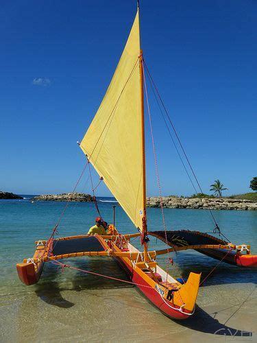 moana outrigger boat outrigger sailing canoe hawaiian ocean adventures in