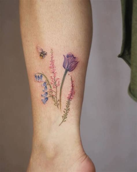 botanical tattoo designs gorgeous botanical designs by schie