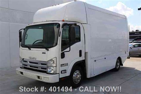 Isuzu Eco Max Isuzu Other Npr Eco Max Box Truck Diesel Box Truck 2011