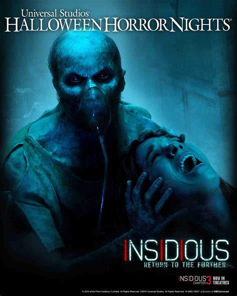 insidious new film insidious returns to uni s halloween horror nights