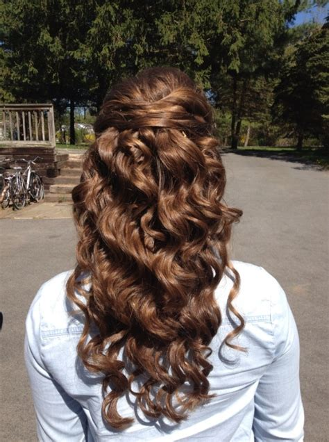 hairstyles with half up and half half up half prom hairstyles beautiful hairstyles