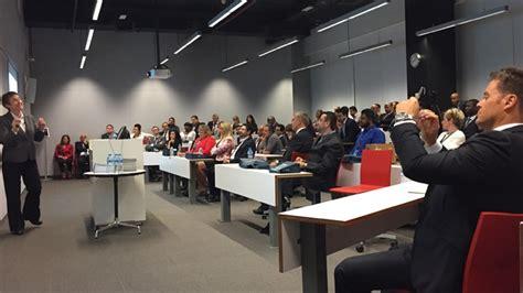 Hult Mba Review 2015 by Hult Ashridge Summit At Hult Dubai Shows Impact Of