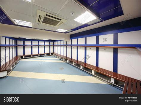 big locker room madrid march 8 locker room image photo bigstock