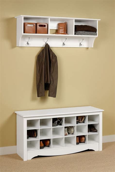 tall entryway bench best 25 wall mounted shoe rack ideas on pinterest wall