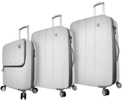 Mexza Set toro mezza tasca 3 luggage set hardside luggage