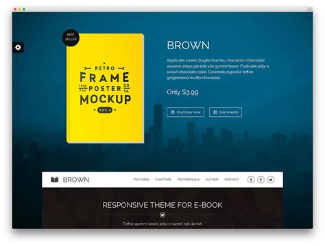 subscribe page design best wordpress themes for selling ebooks and digital