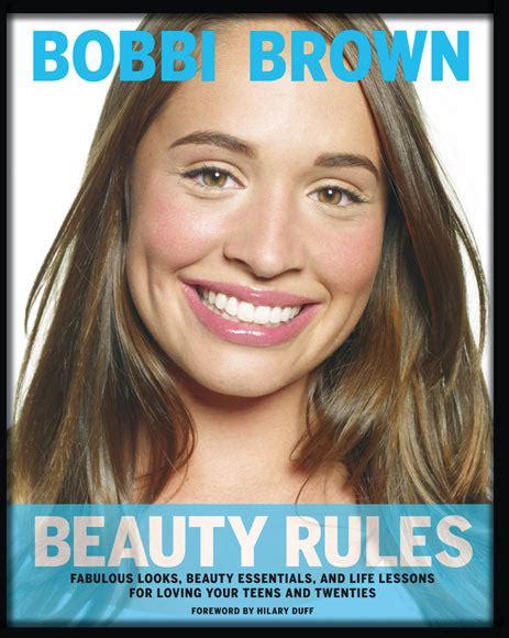 libro bobbi brown beauty rules bobbi brown comparte sus trucos de con las m 225 s j 243 venes foto 1