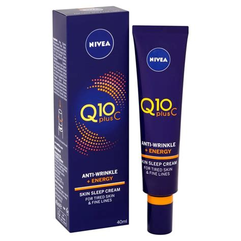 Review Nivea In Dusch Q10 Lotion nivea q10 c anti wrinkle 40ml from ocado