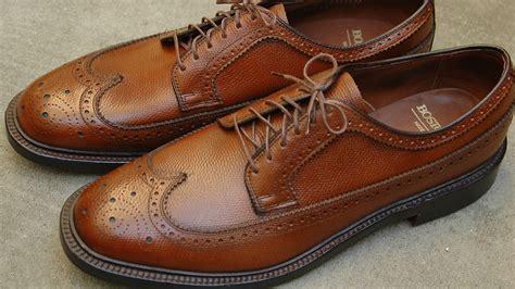 bostonian shoes bostonian 25736 wing blucher vcleat