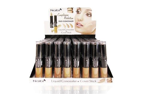 nabi duo concealer liquid concealer cover stick a602