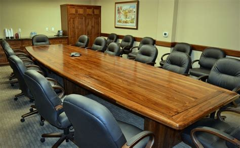Wooden Boardroom Table How To Choose Conference Room Tables The Wooden Houses