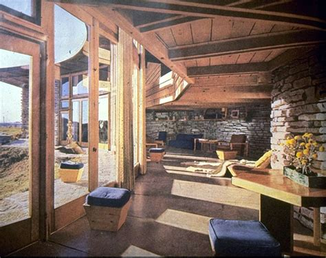 frank lloyd wright home interiors frank lloyd wright interiors heat flow through the