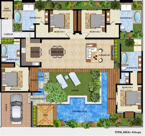 villa siena floor plans floor plan villa sanook drupadi