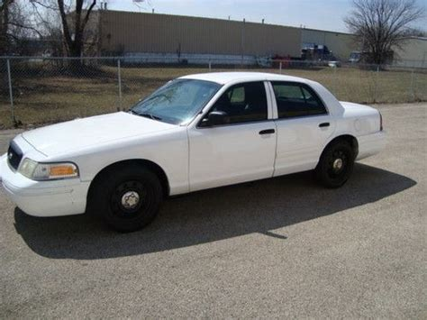 how cars run 2008 ford crown victoria head up display purchase used 2008 ford crown vic police in rockford illinois united states