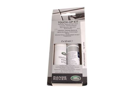 land rover touch up paint touch up paint fuji white 867 genuine land rover