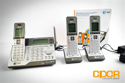 review at t clp99383 dect 6 0 cordless phone system