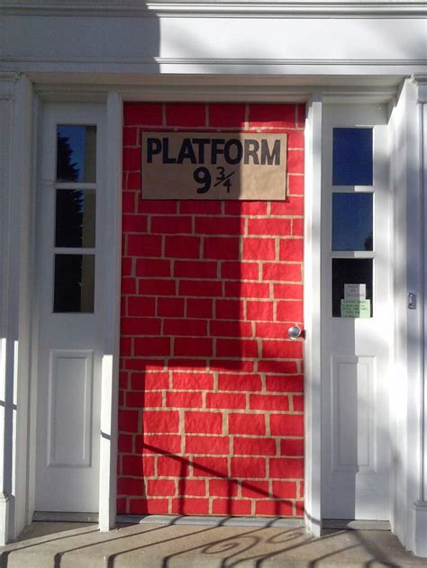 easy diy platform    harry potter halloween