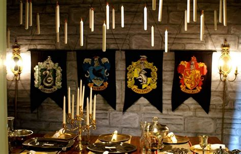 harry potter decor harry potter party ideas