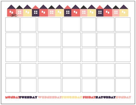 Printable Calendar Countdown 187 Calendar Template 2018 Printable Countdown Calendar Template