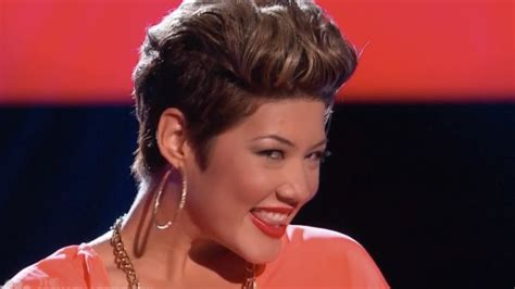 tessanne chin hair care spokespersion giving the island style tessanne chin dominates the