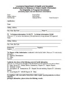 Emergency Room Release Form Template by 30 Release Form Templates Template Lab