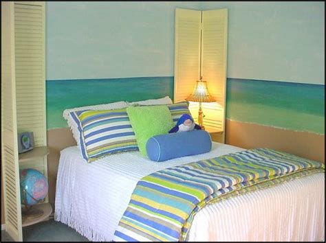 beach themed bedroom paint colors decorating theme bedrooms maries manor beach theme