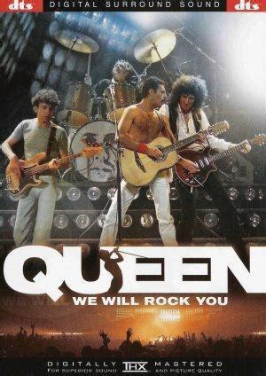 queen film we will rock you we will rock you queen live in concert 1982 filmaffinity