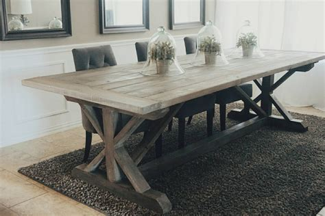 farmhouse style dining table dining room astounding farm style dining room tables