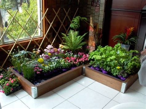 indoor flower garden how to make an indoor garden www freshinterior me