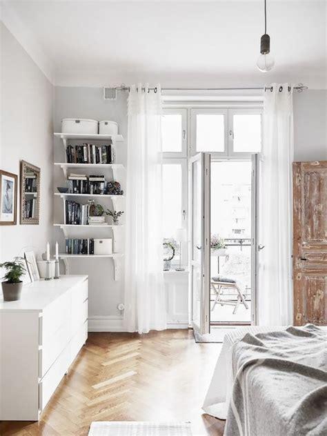 9m2 schlafzimmer einrichten ikea malm ladekasten interieur inrichting