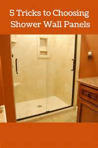 1000 ideas about shower wall panels on
