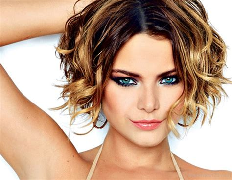 the 20 best short wavy haircut short hairstyles 2016 short hairstyle for thick curly hair