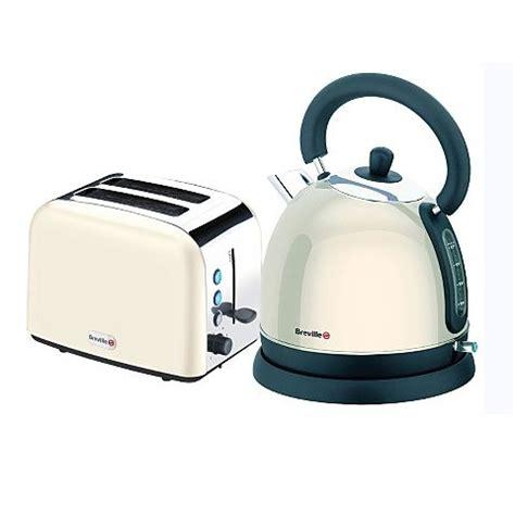 Toaster Breville Cream Kettle Amp Toaster Set Kettles Asda