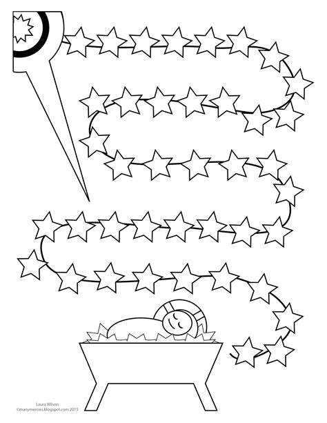 We Wilsons Advent Countdown Printable Countdown Coloring Pages