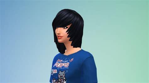 emo hairstyles sims 4 davidsims emo hair edit by gtaman9 at mod the sims 187 sims