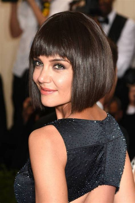 how to cut a katie holmes bob 15 bob haircut designs ideas hairstyles design