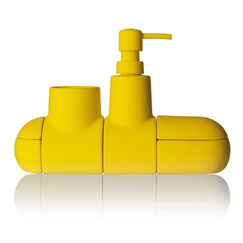 buy seletti submarino bathroom accessory yellow amara