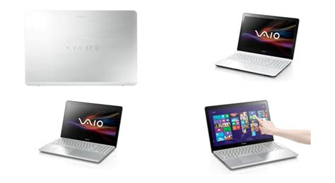 sony vaio fit 14 review engadget sony launches a trio of vaio fit laptops in japan