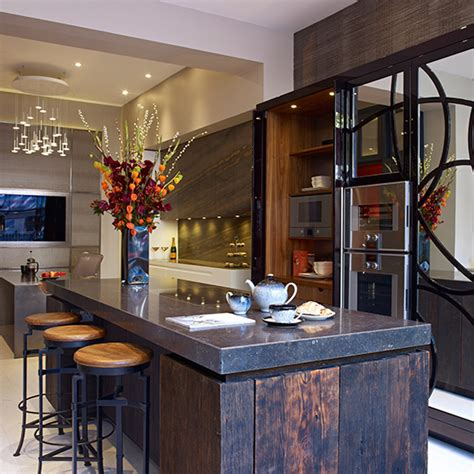 Kitchen Islands With Columns by Kitchen Island Ideas Ideal Home