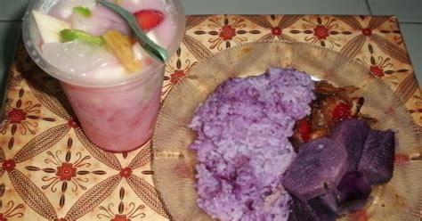 cara pembuatan nasi uduk ungu 7 cara mudah membuat nasi ungu