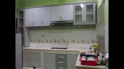 membuat kitchen set sendiri youtube cara membuat lemari dapur kitchen set sendiri youtube