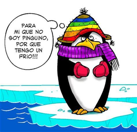 imagenes graciosas de buenos dias con frio coso de ilustradores pinguino con frio