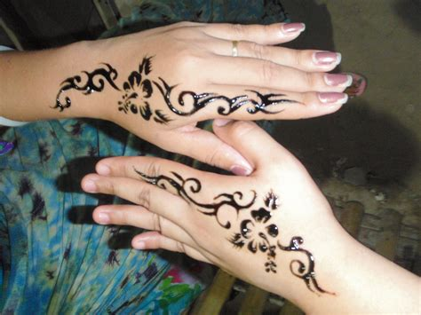 tattoo simple for hand simple henna tattoo on hand