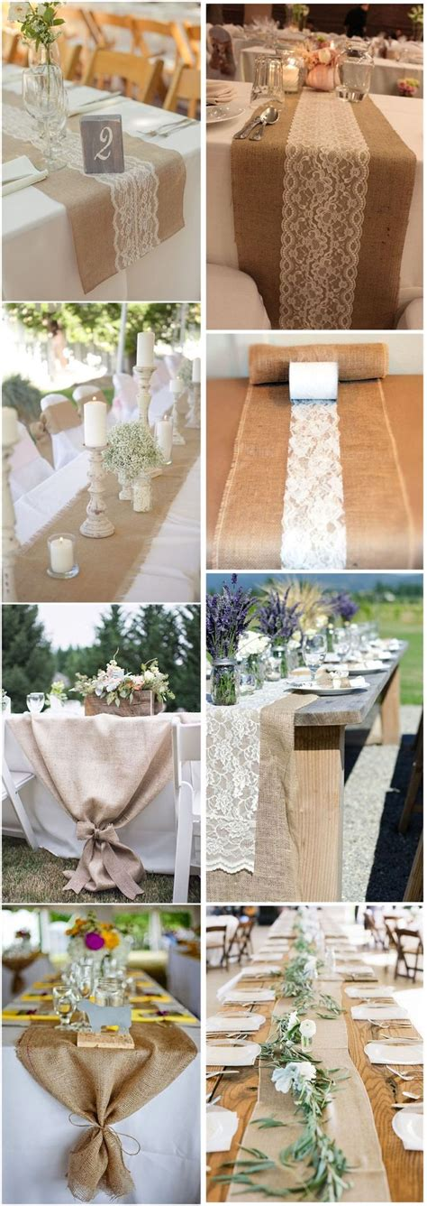 phenomenal americana home decor decorating ideas gallery wedding decorations using burlap centerpiecedeas table