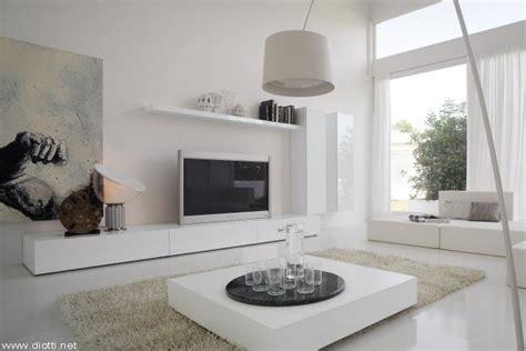 soggiorni bianchi soggiorno essential landscape diotti a f arredamenti