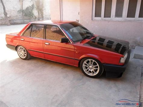 nissan sunny modified fs 1987 nissan sunny cars pakwheels forums
