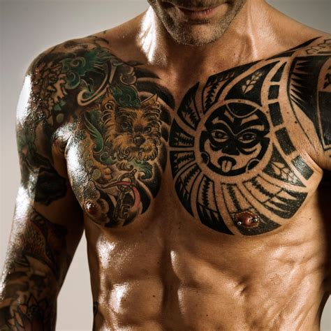 tattoo spots for men spots for