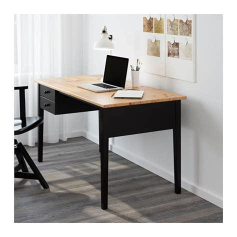 black ikea desk arkelstorp desk black 140x70 cm ikea